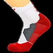 Носки баскетбольные спортивные ALL STAR р-р 40-45 нейлон-хлопок (JCB3302)