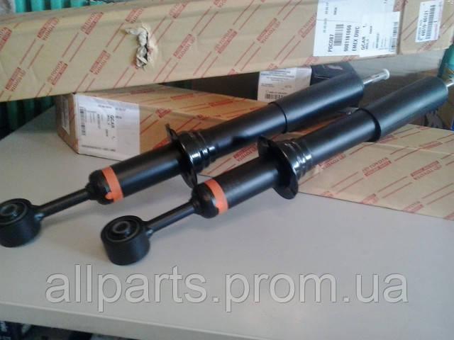Передний амортизатор Лексус/Прадо-120 с пневмоподвеской