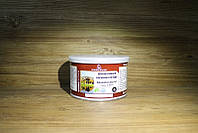 Масляная морилка с воском, темный махагон (33), Holzwachs Lasur 375 мл., Borma Wachs, фото 1