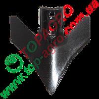 Лапа дельтовидна 235 мм, H=8 мм, між отворами 45-47 мм Case (Bellota), 372561A1 (15028-CA1-235)