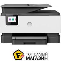 Мфу стационарный OfficeJet Pro 9013 с Wi-Fi (1KR49B) a4 (21 x 29.7 см) для малого офиса - струйная печать (цветная)