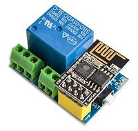 Модуль реле на ESP8266 ESP-01 LWIP AP+STA WiFi модуль, фото 1