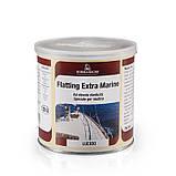 Натуральный масляный лак повышенной твердости, 80% gloss, Flatting Extra Marine, 375 мл., Borma Wachs, фото 2