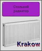 Стальной радиатор Krakow 300х700 22 тип