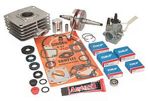 Ремонтний комплект двигуна для мопедів Simson S51 Simson KR 51/2 50 Simson Sr50 Skuter 50