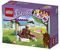 Конструктор детский LEGO Friends 43 Детали Лего Лошадка 41089