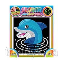 Набір для творчості Sequin Art 60 Дельфін SA1327
