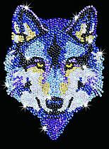 Набір для творчості Sequin Art BLUE Вовк (SA1215)