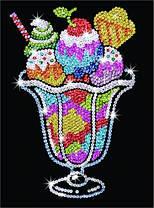 Набір для творчості Sequin Art Blue Морозиво Пломбір (SA1305)