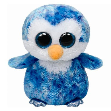 М'яка іграшка пінгвін Ice Cube