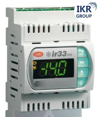 Контроллер Carel IR33 universal DN33E9HB20
