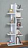 Полка напольная для книг и декоров № 26