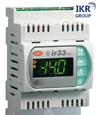 Контроллер Carel IR33 universal DN33E9MR20