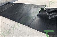 Резиновое напольное покрытие (1230х1830х25мм)