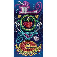 Набір для творчості Sequin Art Picture Art  Кохання SA1420