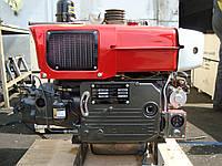 Двигатель ДД195ВЭ 14л.с. 10,3кВт (электростартер), фото 1