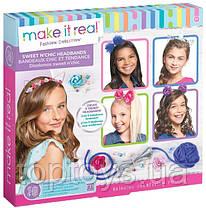Набір Make it Real для створення ексклюзивних обручів для волосся Солодкі мрії (MR1404)