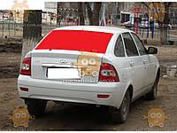 Стекло заднее ВАЗ 2172 обогрев чистое (пр-во SL) ГС 86298 (предоплата 200 грн)