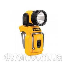 Фонарь DeWALT DCL510N, аккумуляторный, светодиодный, ударопрочный, Li-Ion ,10.8 V.