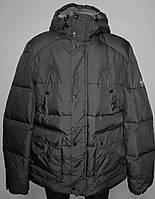 Куртка-Пуховик чоловіча чорна XXL «Puffa» (Велика Британія)