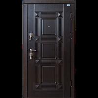 Входная дверь Very Dveri Квадро Венге южное 850х2030
