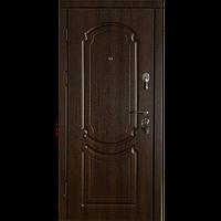 Входная дверь Very Dveri Классика Орех мореный 850х2030