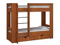 Двухъярусная кровать Дуэт-3 Пехотин, фото 1
