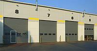Ворота секционные промышленные DoorHan 3000х5000