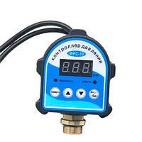 Электронное реле давления WPC-10 10бар с защитой от сухого хода (05491)