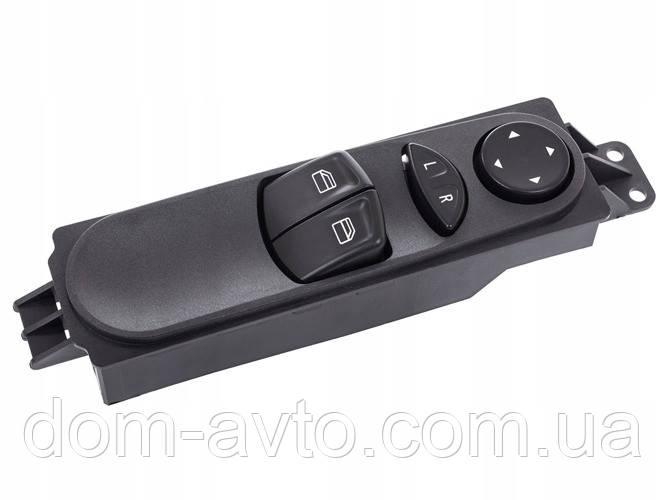 Блок кнопок управления кнопки стеклоподьемников A6395450913 вито mercedes Vito 639 виано