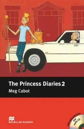 The Princess Diaries 2 with Audio CD and Extra Exercises, фото 2