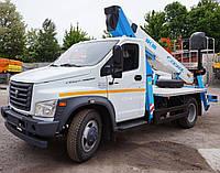 ГАЗон NEXT ( C41R33-60 ) с автоподъемником на 18 м