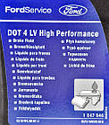 Тормозная жидкость Ford LV High Performance DOT 4 0,5 л, фото 2