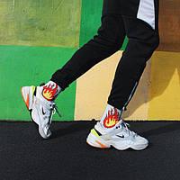 Модные длинные носки Огонь