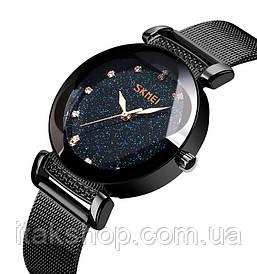 Женские часы Skmei 9188 Arrogant Black