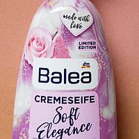 Жидкое крем-мыло Розовая СтрастьBalea Cremeseife Soft Elegance500 мл