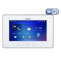 """Видеодомофон Wi-Fi, IP (домофон) Dahua DH-VTH5241DW-S2, экран 10"""""""