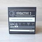Смарт-годинник Garmin Vivoactive 3 Silver with Black Band з чорним ремінцем, фото 5