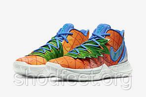 Мужские баскетбольные кроссовки SpongeBob x Nike Kyrie 5