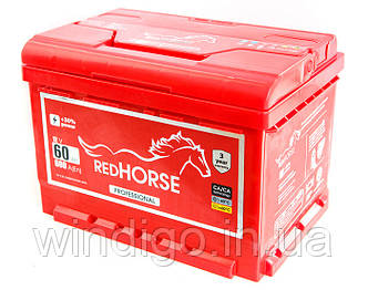Red Horse 6СТ-60 (0)