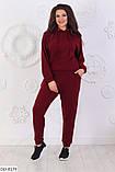 Спортивний костюм (розміри 48-58) 0221-76, фото 3