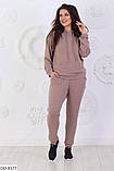 Спортивний костюм (розміри 48-58) 0221-76, фото 5