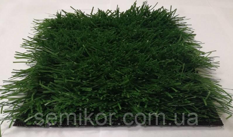 Искусственная трава для футбола MSC SportGrass, 40 мм