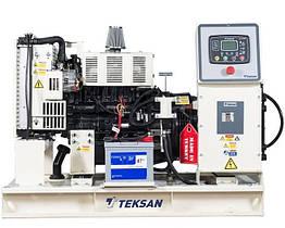 Дизельный генератор Teksan TJ10MS5C