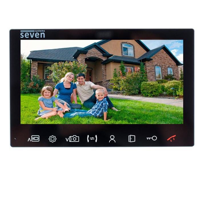 Відеодомофон SEVEN DP–7575FHD-IPS