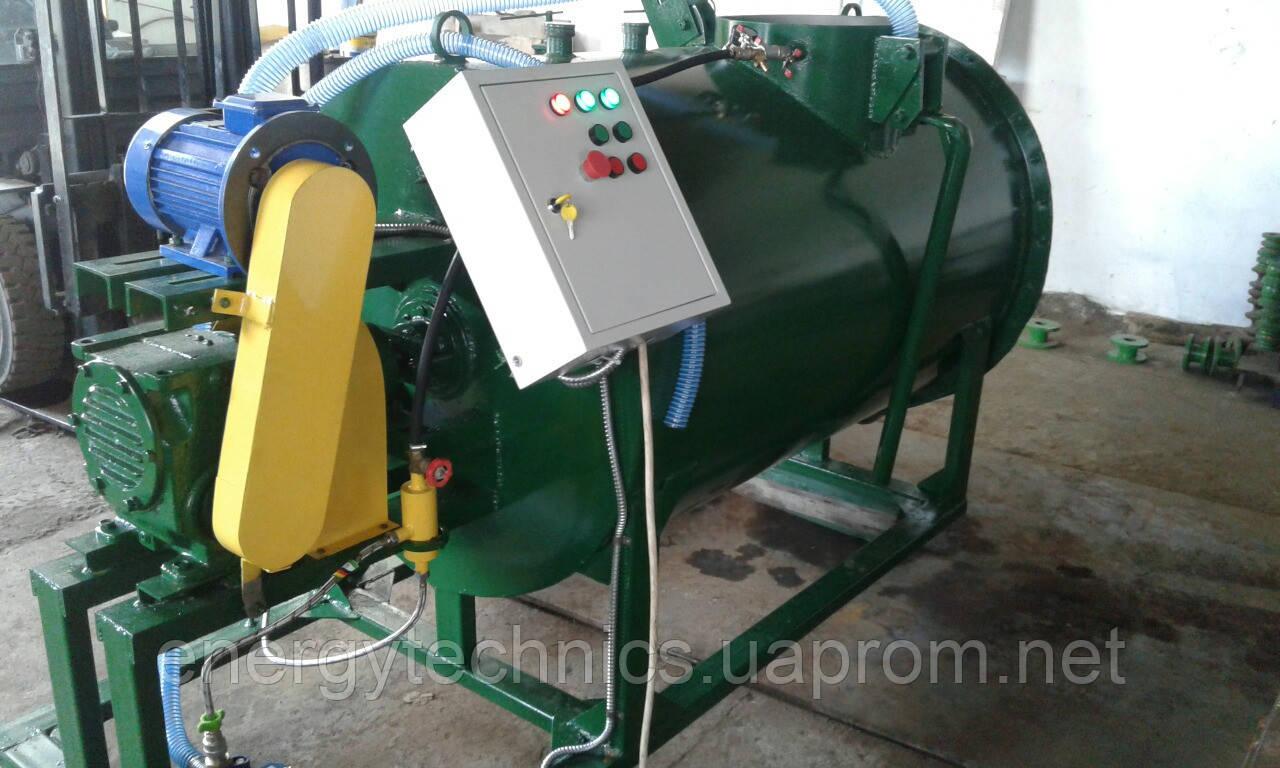 Установка для производства пенобетона ПБС-75ПВМ