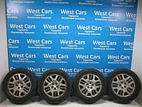 Комплект дисков R16 с шинами 205/65 Subaru Outback 2003-2009 Б/У