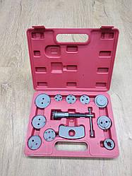 Набор для замены тормозных колодок LEX WUR2750 : 12 предметов