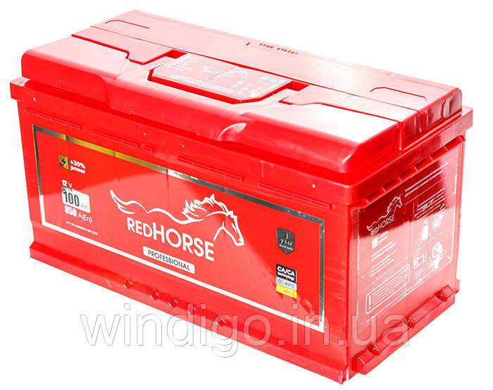 Red Horse 6СТ-100 (0)
