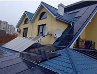 "Сонячна мережева електростанція  ""16 кВт"", на дах, фото 1"